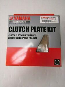 New 2008 YAMAHA YZ250F OEM COMPLETE CLUTCH KIT 5XC-W001G-10-00
