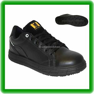 SAFETY STEEL TOE CAP TRAINERS   eBay