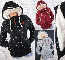 McKINLEY Damen Winter Outdoor Fleecejacke Skeena Fleece Jacke 265830 906 Weiß
