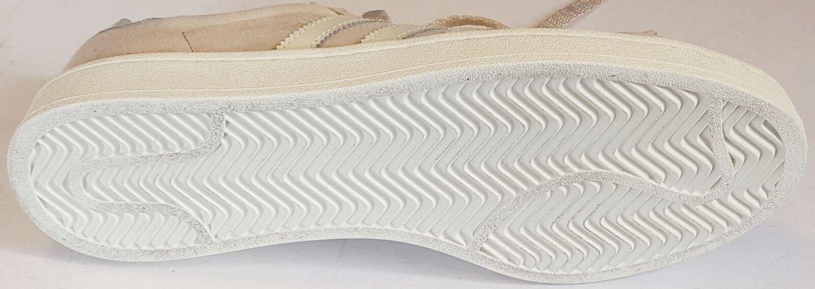 ADIDAS mens CLEAR braun Weiß original CAMPUS BB0085 fashion fashion fashion Turnschuhe Größe 8 995c2e