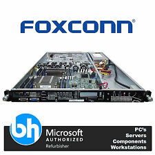 Server Like R620 LGA2011 2x Intel Xeon Eight Core E5-2650 128GB RAM Rackable 1U