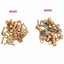 10 Pairs Bike MTB Connector Insert Olive for SHIMANO BH59 Hydraulic Brakes Hose