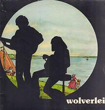 WOLVERLEI - WOLVERLEI (1978 DUTCH FOLK/ PROG ROCK VINYL LP)