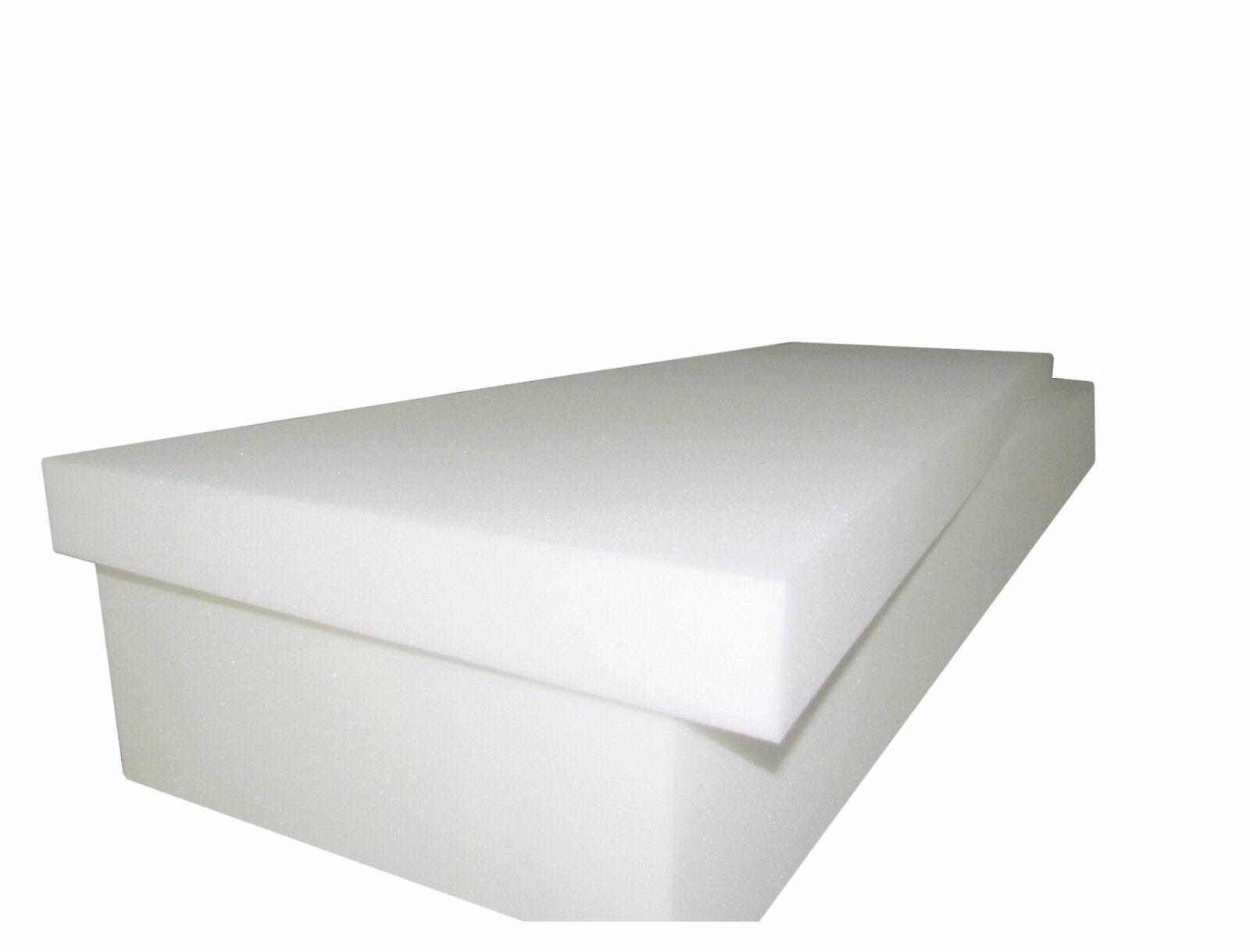 FOAM SEAT CUSHION (MEDIUM FIRM) 5 x22 x80  (1536) High Density-Foam Slabs