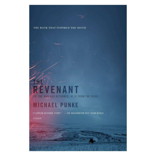 A Novel of Revenge The Revenant