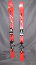 VOLANT Machete 110cm Kids Skis youth w/ Salomon 305 Bindings THINK SNOW ✼