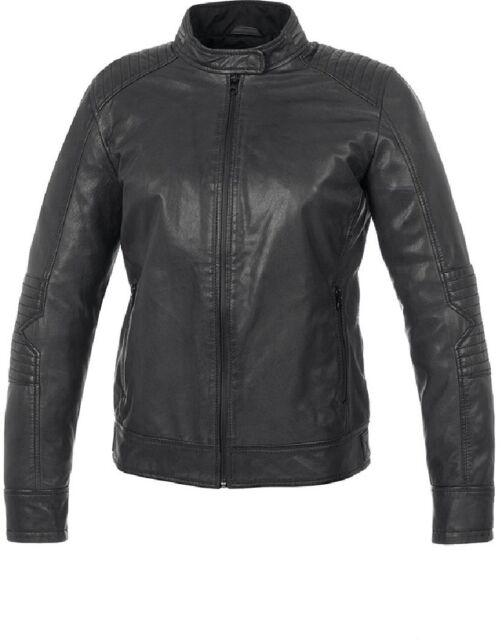 Giacca moto donna Tucano Urbano Pelette 8948WF079 nero