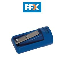 392267 for joiners Silverline Durable Carpenters Pencil Sharpener For Marking