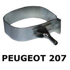 Peugeot 207 Trasero De Escape Silenciador Caja Cuerpo soporte Correa de banda