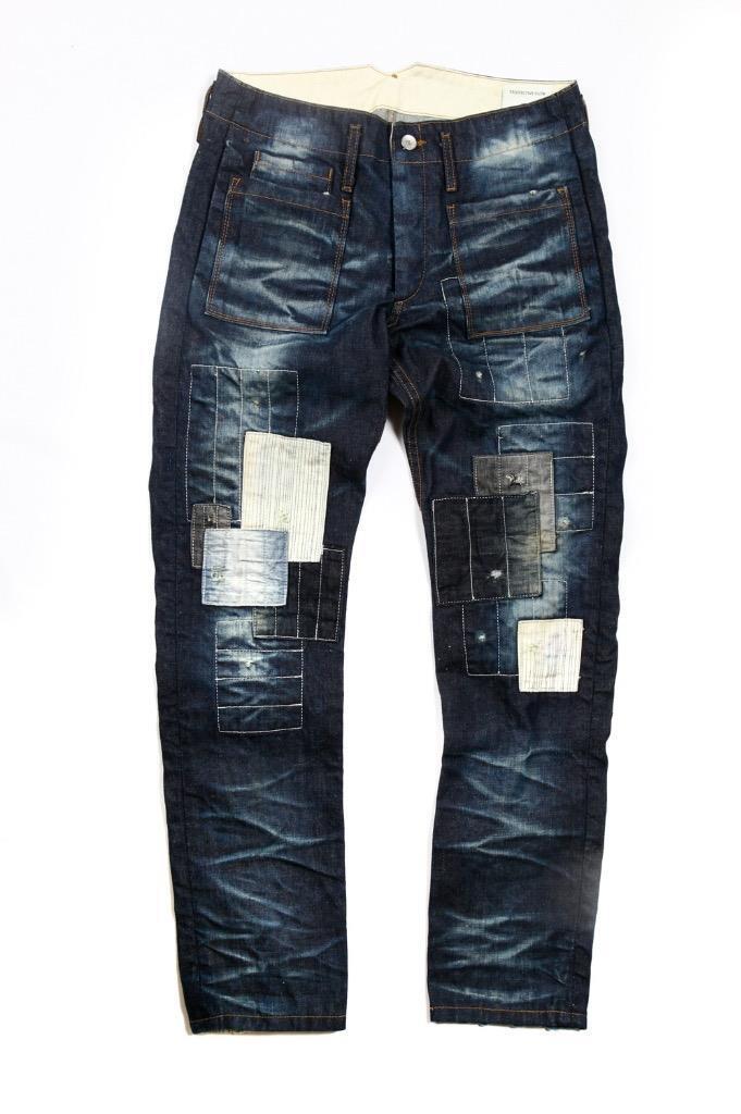 Prospective Flow Men's Jeans Shoin Patch RNAuthentic   NWT   Retail