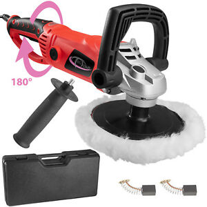 machine polir polisseuse rectifieuse 1600 w g rer orientable 180 ebay. Black Bedroom Furniture Sets. Home Design Ideas