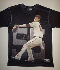 Tim Lincecum 55 San Francisco Giants World Series Shirt Mens M/L