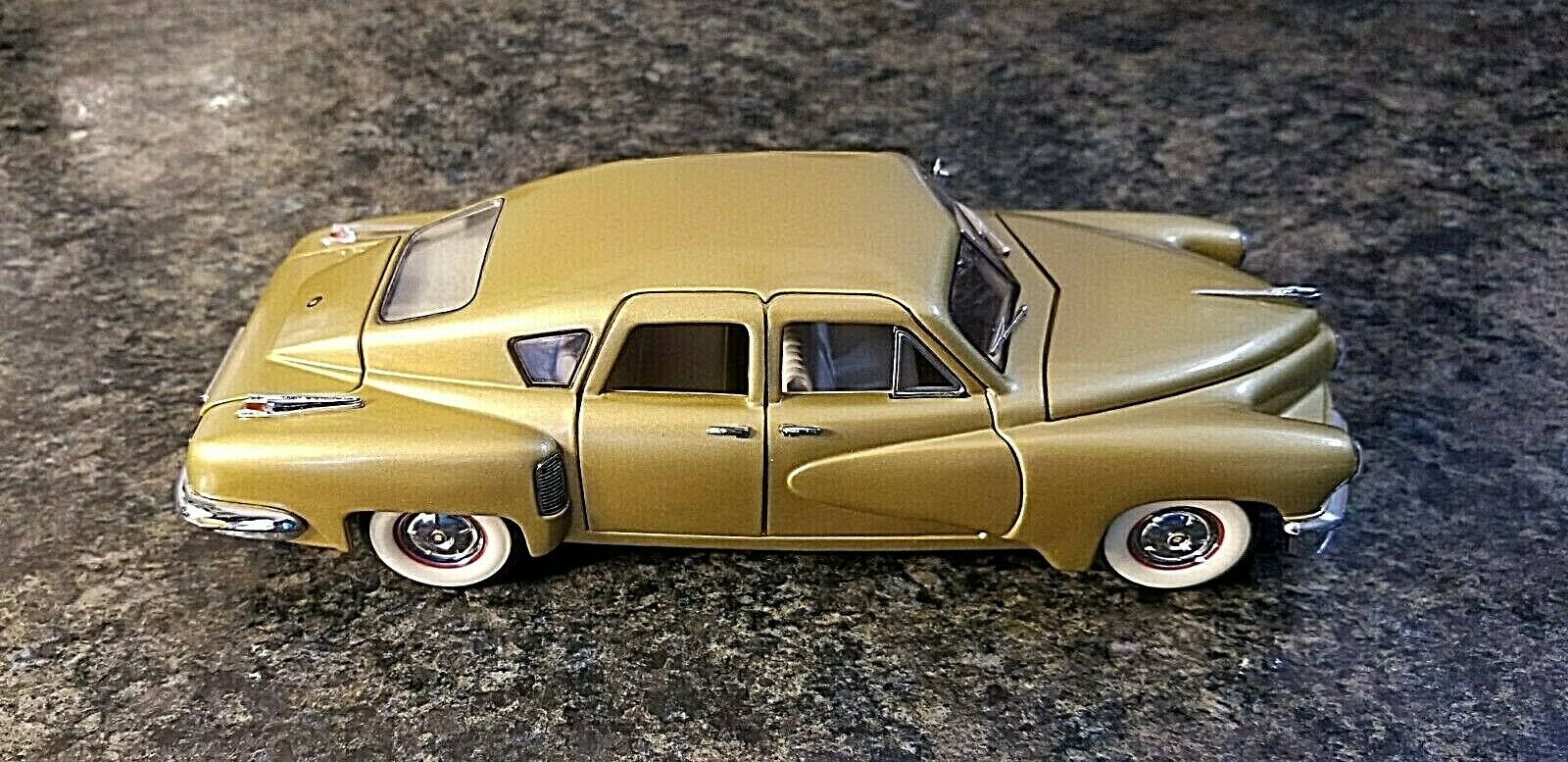 The Franklin Mint 1948 Gold Tucker 50th Anniversary Precision Models (Lot 903)