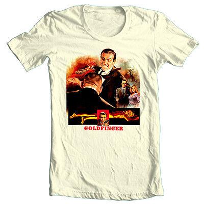 007 JAMES BOND LOGO T-SHIRT NWOT FAST FREE SHIPPING Buy 3 get 1 FREE