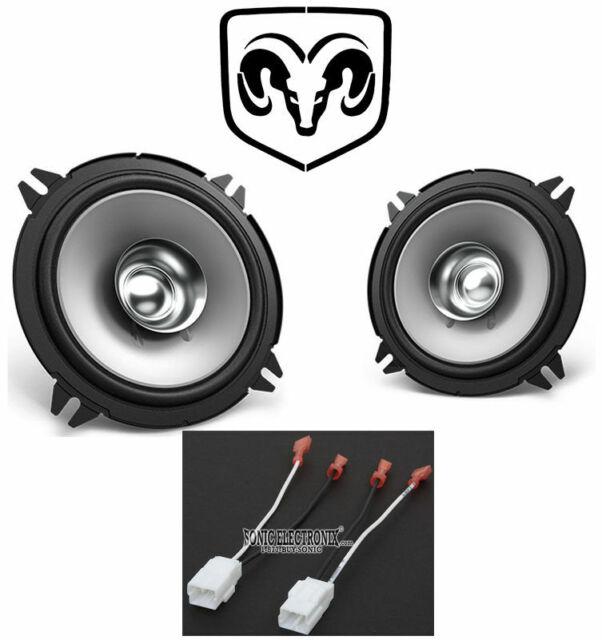 "5.25"" Rockville Rear Factory Speaker Replacement Kit For"