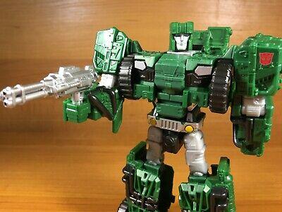 Transformers Combiner Wars HOUND Complete Hasbro Deluxe