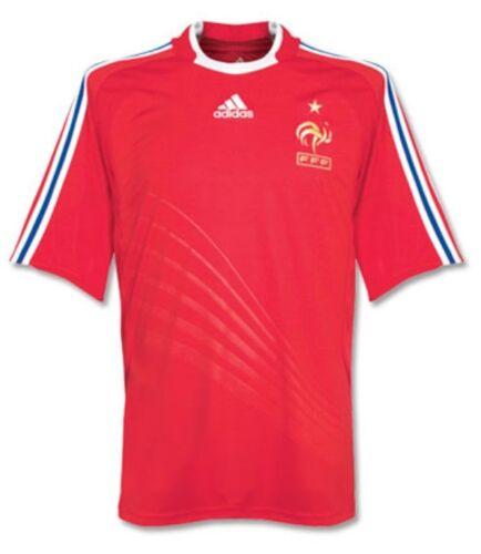 Trikot Adidas Frankreich 2010 Away [L+XL] WM. France. Benzema. Ribery. Giroud