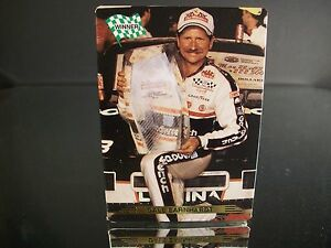 Rare-Dale-Earnhardt-3-GM-Goodwrench-Action-Packed-1993-Card-198-THE-WINSTON