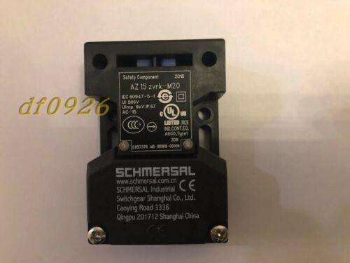 1pc For NEW Schmersal AZ 15zvrk-M20 Safety Interlock Switch