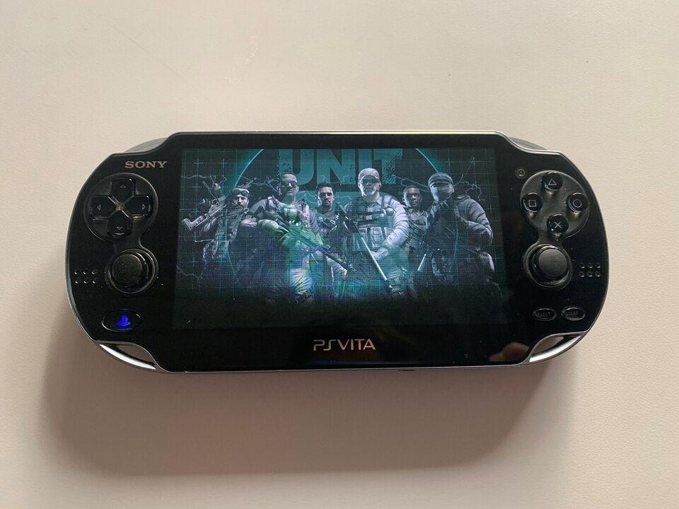 Playstation Vita, PCH-1004, Perfekt