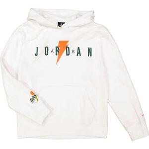 felpa nike air jordan ragazzo con cappuccio