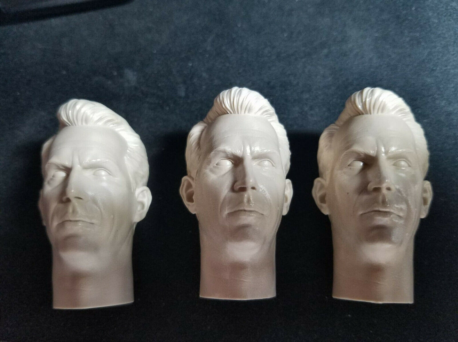 16 scale Kevin Costner Head Sculpt