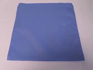 2 x John Lewis salle à manger patio Chaise Coussin décoratif Couverture Bleu # 2b87-afficher le titre d`origine OGwfZ3I9-07204611-634358574