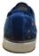 bleu Toile Jean Geox Baskets Femme Chaussures AIqEBxWwaT