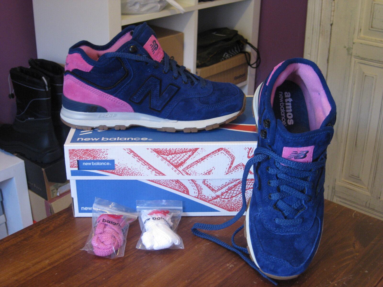 ZAPATILLAS NEW BALANCE 574 ATMOS JAPAN 8  LIMITED EDITION zapatos