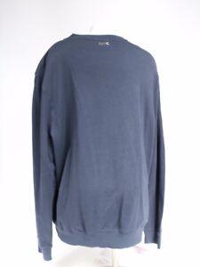 6435f9fc7401 Image is loading Michael-Kors-shirt-winter-warm-top-XXL-navy-
