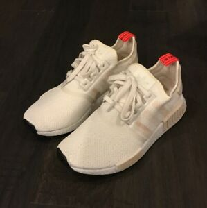 06e0548636eea Women s Adidas NMD R1 W Runner Shoes Sneakers G27938 Size 9 White ...