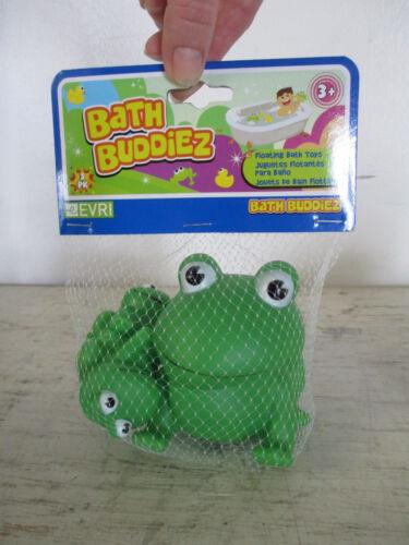 Squeaky NWT Choice Animal Pack of 3 Floating Bath Buddiez Bath Toys