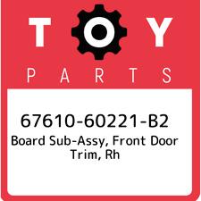 GENUINE Toyota LandCruiser 70 73 75 78 79 Series Front Right Grey Door Trim