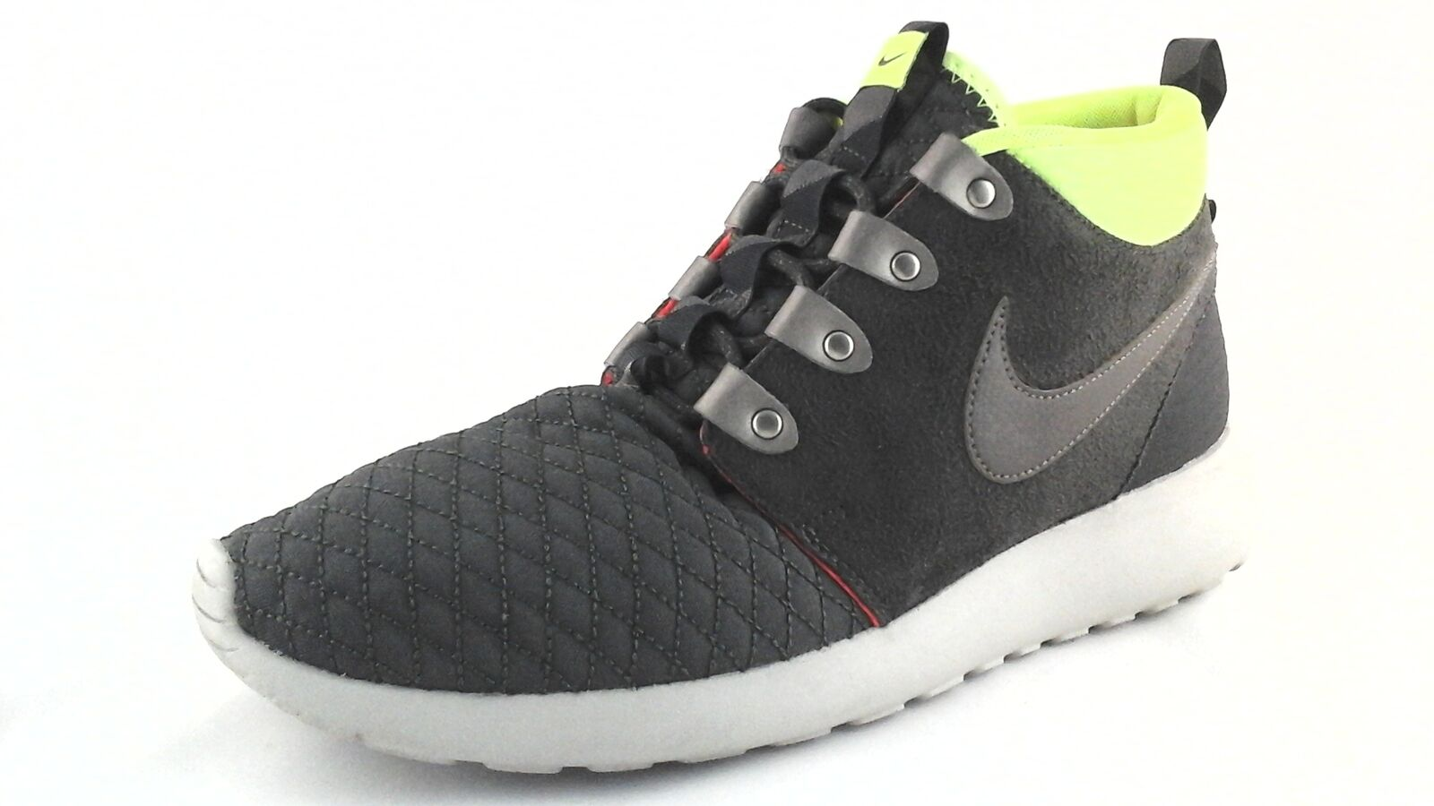 Nike 615601-007 Men's Roshe Run One Sneakerboot Quilt Smoke US 9.5