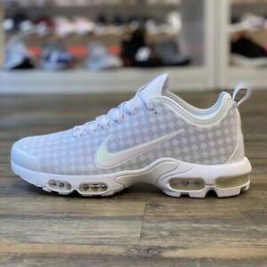 Details zu Nike Air Max Plus TN Gr.42,5 Sneaker Schuhe weiß CJ9698 100 Herren