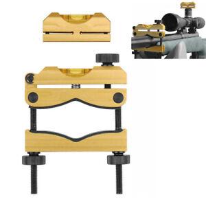Reticle Alignment Leveling Tool Kit Gun Rifle Scope Wheeler Pro Repair S8A1