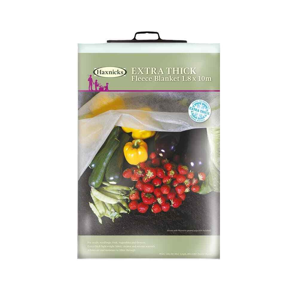 Extra Thick Fleece Blanket-Frost,Weather,Animal Protection For Seeds,Fruit & Veg
