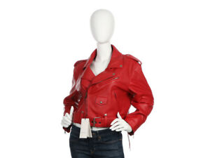 NWT-GUCCI-Red-Chateau-Marmont-Biker-Motorcycle-Jacket-Size-46-10-Retail-6900