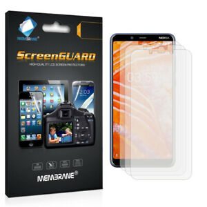 3-x-Clear-LCD-Screen-Protector-Film-Saver-For-Mobile-Phone-Nokia-3-1-PLUS