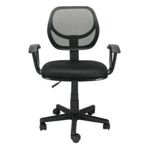 Adjustable-Swivel-Executive-Ergonomic-Task-Computer-Mesh-Office-Chair-Mid-Back