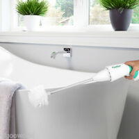Cordless Electric Power Scrubber Cleaner Bathroom Toilet Kitchen Cleaning Tool
