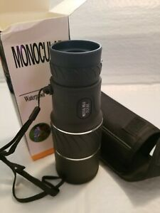 Monocular-16x52-Zoom-Lens-Camping-Hiking-Telescope-Scope-Outdoor-Day-night