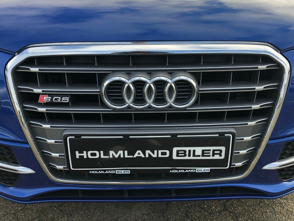 Audi SQ5 3,0 TDi 326 quattro Tiptr. Diesel 4x4 4x4 aut.