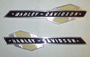 Harley Davidson Tank Badges For Sale Uk