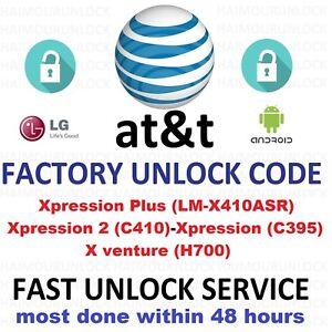 ebay at&t unlock code
