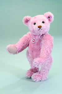 """Steiff Teddy """"Rosé"""" inkl. Zertifikat"""