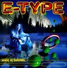 Made in Sweden by E-Type (CD, Mar-2003, Ils)