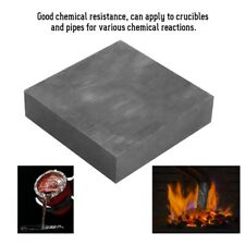 "Graphite Blank Block Sheet Plate High Density Fine Grain 3//8/"" x 2/"" x 4/"""