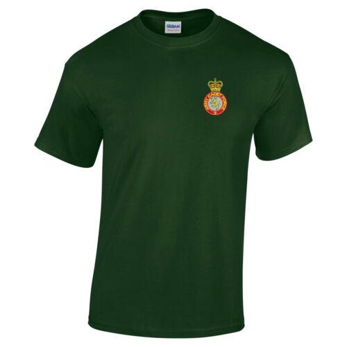 Army Cadet Force 100/% pre-shrunk Cotton T-Shirt