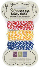 Sew Easy Baker's Twine 8.7yd 3/Pkg-Primary by We R Memory Keepers